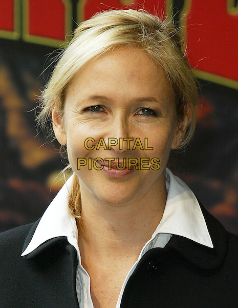 "TANIA BRYER.At the UK Film Premiere of ""Hoodwinked"",.Vue West End Cinema, London,.England, September 24th 2006..portrait headshot tanya.Ref: DAR.www.capitalpictures.com.sales@capitalpictures.com.©Darwin/Capital Pictures"