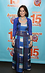 Stephanie D'abruzzo attends the 'Avenue Q' - 15th Anniversary Performance Celebration at Novotel on July 31, 2018 in New York City.