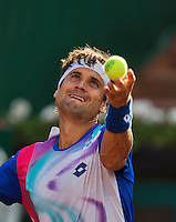 France, Paris, 04.06.2014. Tennis, French Open, Roland Garros,  David Ferrer (ESP)<br /> Photo:Tennisimages/Henk Koster