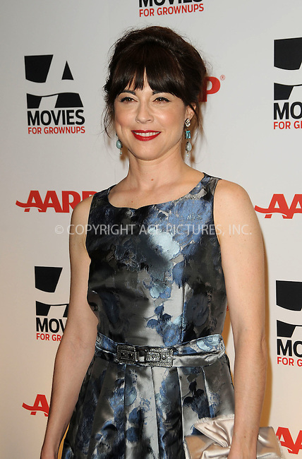 WWW.ACEPIXS.COM . . . . . ....February 7 2011, LA....Actress Rebecca Pidgeon arriving at the AARP Magazine 10th Annual Movies For Grownups Awards at the Beverly Wilshire Four Seasons Hotel on February 7, 2011 in Beverly Hills, CA....Please byline: PETER WEST - ACEPIXS.COM....Ace Pictures, Inc:  ..(212) 243-8787 or (646) 679 0430..e-mail: picturedesk@acepixs.com..web: http://www.acepixs.com