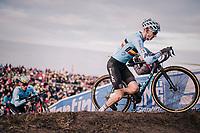 Michael Vanthourenhout (BEL/Marlux-Bingoal)<br /> <br /> Men's Elite race<br /> <br /> UCI 2019 Cyclocross World Championships<br /> Bogense / Denmark<br /> <br /> ©kramon