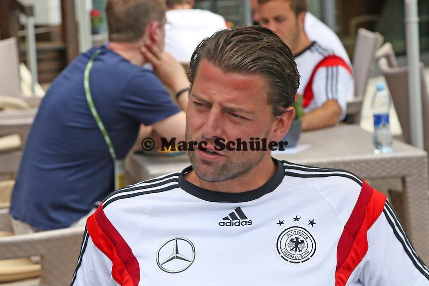 Roman Weidenfeller - Media Day der Deutschen Nationalmannschaft zur WM-Vorbereitung in St. Martin