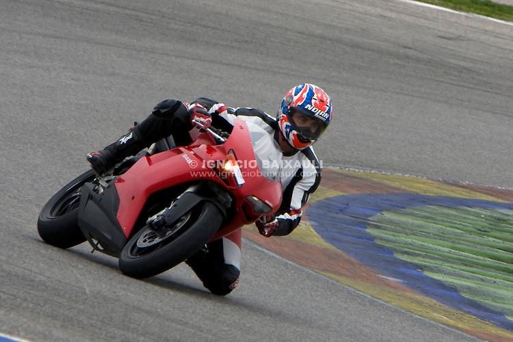 Tandas populares en el Circuito  - 29/3/2009 - Circuit de la Comunitat Valenciana Ricardo Tormo, Cheste, Valencian
