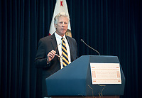 Occidental College's luncheon for the Ben Culley Society on Tuesday, Sept. 26, 2017<br /> at the Ronald Reagan Presidential Library and Museum in Simi Valley.<br /> (Photo by Marc Campos, Occidental College Photographer)