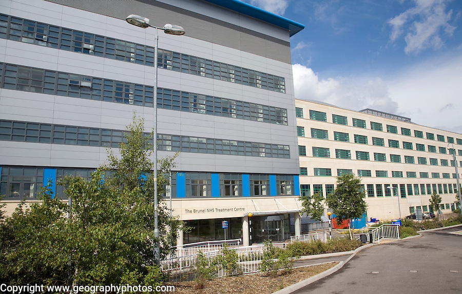 The Brunel NHS Treatment Centre, Great Western hospital, Swindon, England