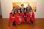 20/1/2015   (with compliments)  Attending the University of Limerick conferrings on Tuesday afternoon were  .<br /> Picture Liam Burke/Press 22