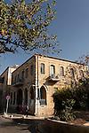 Israel, Jerusalem, Musrara or Morasha neighborhood was built in the years 1889-1925<br />