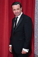 Andrew Scarborough<br /> arriving for the British Soap Awards 2018 at the Hackney Empire, London<br /> <br /> ©Ash Knotek  D3405  02/06/2018