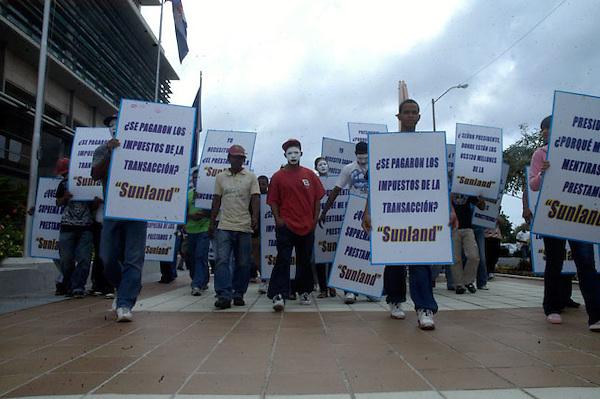 SANTO DOMINGO, REPUBLICA DOMINICANA, caso de la Sun Land.Lugar:Santo Domingo, RD.Foto:Fuente Externa.Fecha:.