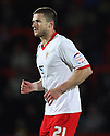 John Mousinho of Stevenage . - Stevenage v Carlisle United - npower League 1 - Lamex Stadium, Stevenage - 17th April, 2012. © Kevin Coleman 2012