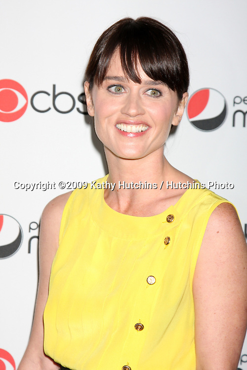 Robin Tunney.arriving at the CBS Fall Preveiw Party.My House  Club.Los Angeles, CA.September 16, 2009.©2009 Kathy Hutchins / Hutchins Photo....