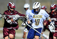 RHAM Boy's Lacrosse vs. Bristol Central 5/3/2013