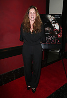 HOLLYWOOD, CA - OCTOBER 31: Amy Williams, at Screening Of 'Rock Paper Dead' At The ArcLight Hollywood in Hollywood, California on October 31, 2017. Credit: Faye Sadou/MediaPunch