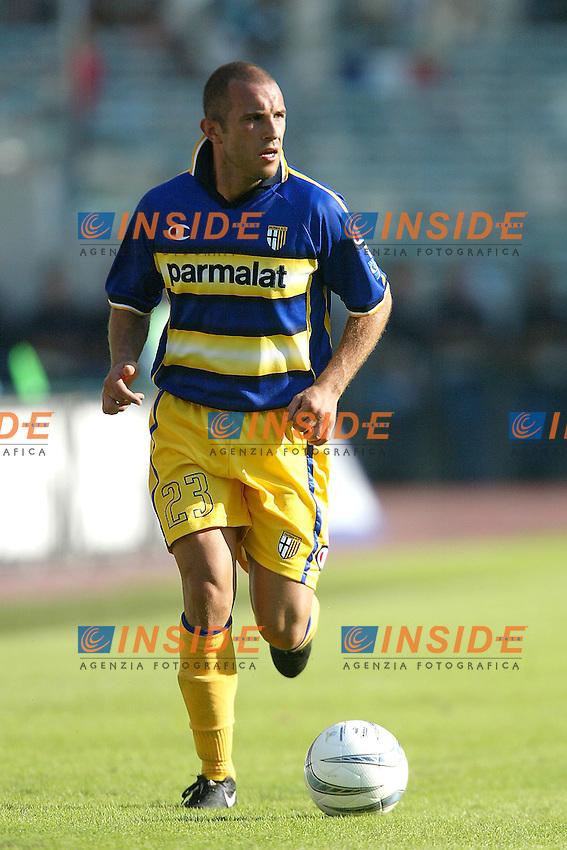 Roma 21/9/2003<br /> Lazio Parma<br /> Mark Bresciano (Parma)<br /> Foto Insidefoto