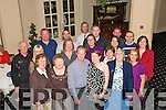 Birthday Girl: Breda Kennelly, Lacca Liselton (fourth from right front) celebrating her 40th birthday with family and friends at the Listowel Arms Hotel on Saturday night last.