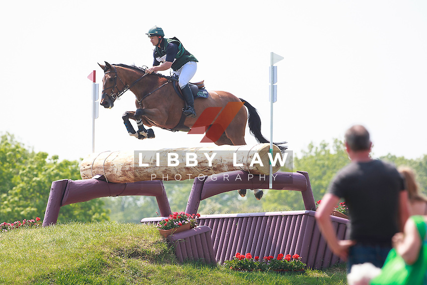 IRL-Mark Kyle (JEMILLA) FINAL-4TH: GEORGE MERNAGH MEMORIAL CIC3* CROSS COUNTRY: 2016 IRL-Tattersalls International Horse Trial (Sunday 5 June) CREDIT: Libby Law COPYRIGHT: LIBBY LAW PHOTOGRAPHY