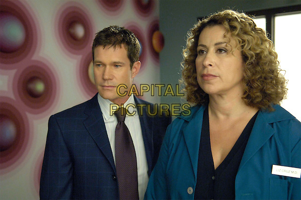 DYLAN WALSH & ROMA MAFFIA.in Nip/Tuck (season 4).Nip Tuck.*Editorial Use Only*.Ref: FB.www.capitalpictures.com.sales@capitalpictures.com.Supplied by Capital Pictures.