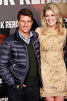 Jack Reacher - Movie Premiere - Madrid