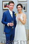 Pierce/Carroll wedding in the Rose Hotel on Saturday May 4th