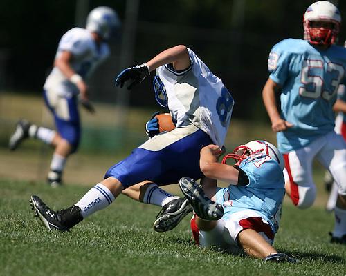 Saint Joseph's High School Junior Varsity Football 2008.Saint Joseph's (36) vs. Marian (7)