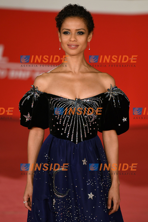 Gugu Mbatha Raw <br /> Roma 17/10/2019 Auditorium Parco della Musica <br /> Motherless Brooklin Red Carpet <br /> Roma Cinema Fest <br /> Festa del Cinema di Roma 2019 <br /> Photo Andrea Staccioli / Insidefoto
