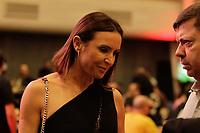 Sao Paulo (SP), 26/11/2019 - BSOP-Millions - Maurren Maggi - Comecou nesta terca-feira (26), o maior torneio de Poker da America Latina, o BSOP Millions. Neste primeiro dia de evento, diversas celebridades se juntam para disputar a famosa ''Mesa das Estrelas''. (Foto: Diego Soares/Codigo 19/Codigo 19)