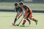 Welsh Youth Hockey Cup Final U11 Boys<br /> Penarth v Dysynni<br /> Swansea University<br /> 06.05.17<br /> ©Steve Pope - Sportingwales