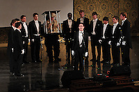 The 2009 Whiffs performance extravaganza for the January 31 Concert ... Century on a Spree: The Whiffenpoof Centennial (1909-2009)