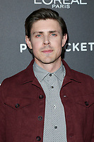 LOS ANGELES - JAN 26:  Chris Lowell at the Entertainment Weekly SAG Awards pre-party  at the Chateau Marmont  on January 26, 2019 in West Hollywood, CA