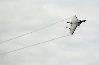 F-15E Strike Eagle at Elmendorf Air Force Base, Alaska.