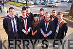 Denis Twomey, Denis Levin (Scartaglin), Valerie Lyons (Castleisland), Sean Finn (Inch), Jeremy Twomey , Tommy Kennelly (Lisselton), Sean Harty .  Renewable Energy, Sean Doyle  - Agricultural Engineering.At the Institute of Technology Tralee at the Autumn Confirming of Awards Ceremony at the Brandon Hotel on Friday