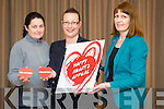 Suzanne Doyle, Marie Flynn and Mary Reynolds at the 25th Anniversary of the Happy Hearts Appeal in the Fels Point Hotel on Tuesday