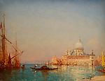 ActiveMuseum_0000046.jpg / Venice, The Salute, morning effect - Felix Ziem - <br />06/06/2013  -  <br />Active Museum / Le Pictorium