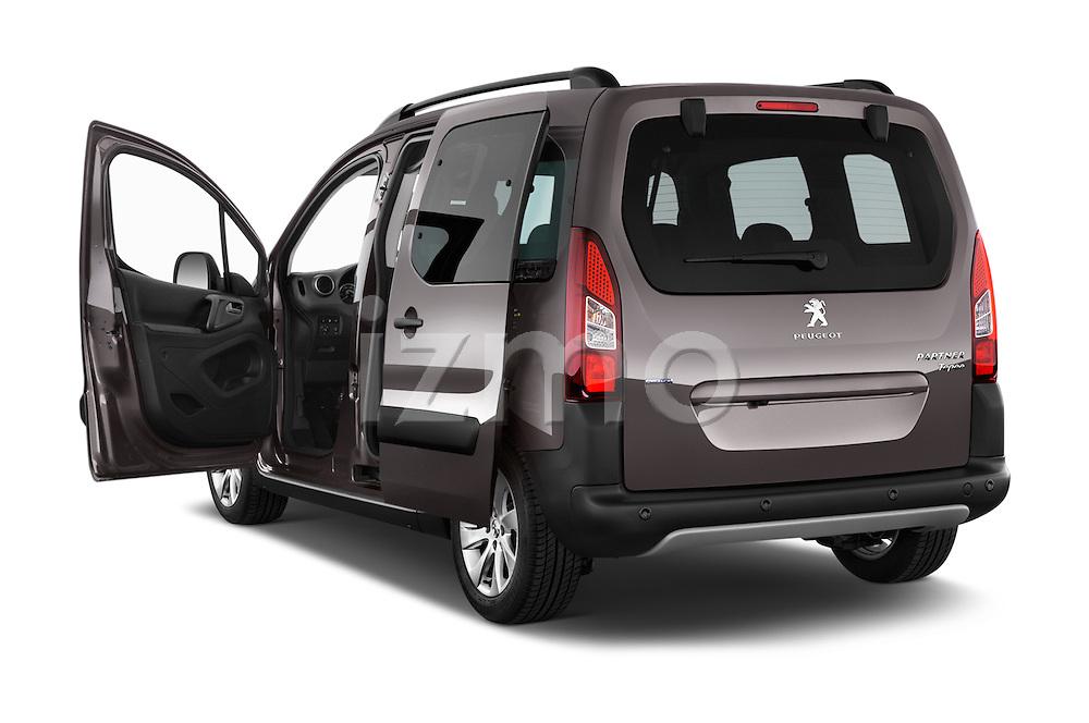 Car images of2015 Peugeot Partner Tepee Outdoor 5 Door Mini Mpv Doors