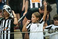BELO HORIONTE, MG, 12.02.2019: ATLETICO(MG) X DANUBIO(URU)- torcida durante partida entre Atletico (MG) x Danubio (URU),  válida pelo jogo de volta da fase classificatoria para a Copa Libertadores 2018,  no Estadio Independencia em Belo Horizonte, MG, na noite desta terça feira (12) (foto Giazi Cavalcante/Codigo19)