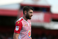 Danny Newton of StevenageDanny Newton of Stevenage during Stevenage vs Exeter City, Sky Bet EFL League 2 Football at the Lamex Stadium on 10th August 2019