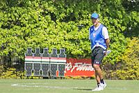 SÃO PAULO, SP, 19.08.2015 - FUTEBOL-SÃO PAULO -  Juan Carlos Osorio durante treino do São Paulo Futebol  no Centro de Treinamento da Barra Funda, na manhã desta quarta-feira, 19. (Foto: Adriana Spaca/Brazil Photo Press)