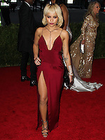 "NEW YORK CITY, NY, USA - MAY 05: Zoe Kravitz at the ""Charles James: Beyond Fashion"" Costume Institute Gala held at the Metropolitan Museum of Art on May 5, 2014 in New York City, New York, United States. (Photo by Xavier Collin/Celebrity Monitor)"