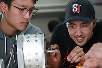 CSE - Projects Day Projects Wind Tunnel / Generator