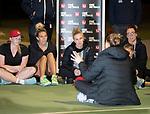 Netball Australia<br /> OneNetball Clinic<br /> Southern Football Netball League<br /> Dingley Shoot  with Khao Watts 1/5/18<br /> <br /> <br /> Photo: Grant Treeby/NA