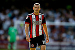 Paul Coutts of Sheffield Utd during the Championship match at Bramall Lane, Sheffield. Picture date 26th August 2017. Picture credit should read: Simon Bellis/Sportimage