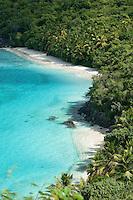 Little Cinnamon Bay.St John.Virgin Islands National Park