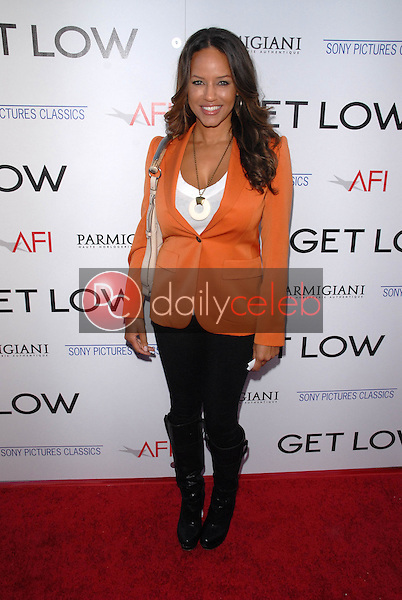"""Leila Arcieri<br /> at the premiere of """"Get Low,"""" Academy of Motion Picture Arts and Sciences, Los Angeles, CA. 07-27-10<br /> David Edwards/DailyCeleb.com 818-249-4998"""
