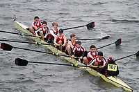 Crew: 107  Bedford Modern Sch  Event: School J16 1st eights<br /> <br /> Schools' Head of the River 2017<br /> <br /> To purchase this photo, or to see pricing information for Prints and Downloads, click the blue 'Add to Cart' button at the top-right of the page.