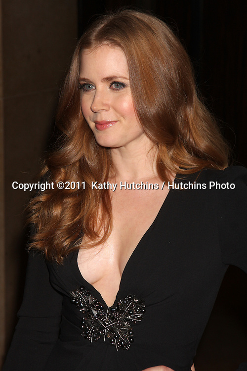 LOS ANGELES - JAN 22:  Amy Adams arrives at the 22nd Annual Producers Guild Awards at Beverly Hilton Hotel on January 22, 2011 in Beverly HIlls, CA
