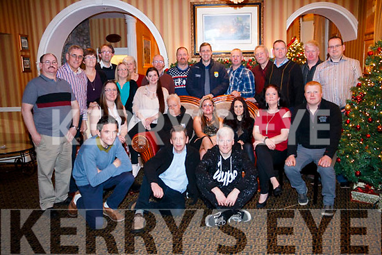 The Kerry Deaf Community joined by friends from Cork, Limerick &amp; Roscommon celebrate the passage of the Sign Language Legislation into law with Senator Mark Daly at their Christmas Party in the Lansdowne Hotel Kenmare recently. <br /> Back Row; L-R; Donal Kelleher, Liam &amp; Patricia Breen, Michael O'Connor, Noelle Reidy, Marion Griffin, Tony Sheridan, Donal Culhane, Senator Mark Daly, Maurice Dillon, Tony Griffin, Leslie Stack, Chris Byrne &amp; Battie Cahill. Middle Row; L-R; Bernadette O'Connor, Geraldine Broderick, Richard O'Brien, Marie O'Sullivan, Angela Moriarty, Jane O'Sullivan &amp; David Mansell. Front Row; L-R; John Patrick Doherty, Patrick Doody &amp; Aleksei Lisov.