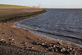 Waddenzee tussen Harlingen en Roptazijl