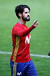 Spain's Isco Alarcon during training session. March 23,2017.(ALTERPHOTOS/Acero)