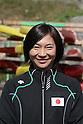 Shinobu Kitamoto, .MARCH 29, 2012 - Canoeing : .2012 International Canoeing Competitions Selection Trial & The 22th Fuchuko Canoe Regatta, .Women's Kayak Single 200m at Lake Fuchu, Kagawa Japan. (Photo by Akihiro Sugimoto/AFLO SPORT)