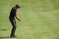 Henrik Stenson (SWE) chips up close on 2 during day 2 of the WGC Dell Match Play, at the Austin Country Club, Austin, Texas, USA. 3/28/2019.<br /> Picture: Golffile | Ken Murray<br /> <br /> <br /> All photo usage must carry mandatory copyright credit (© Golffile | Ken Murray)